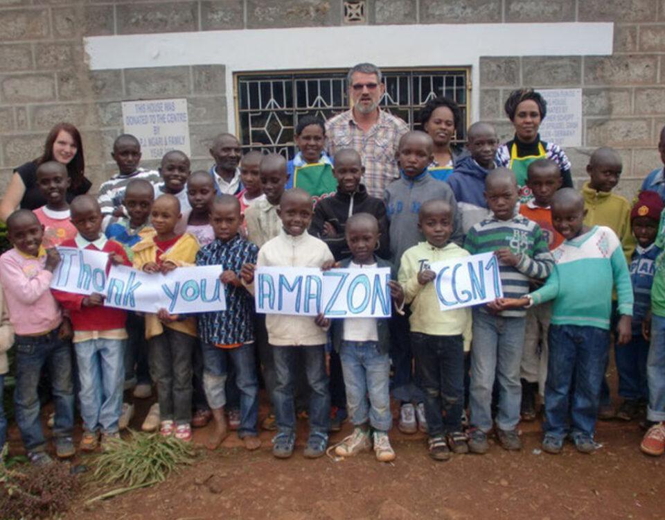 Home of Smile – ein neues Zuhause für Waisenkinder in Kenia